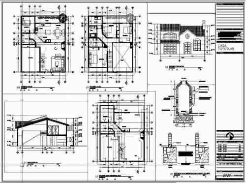 elaboración de planos y maquetas