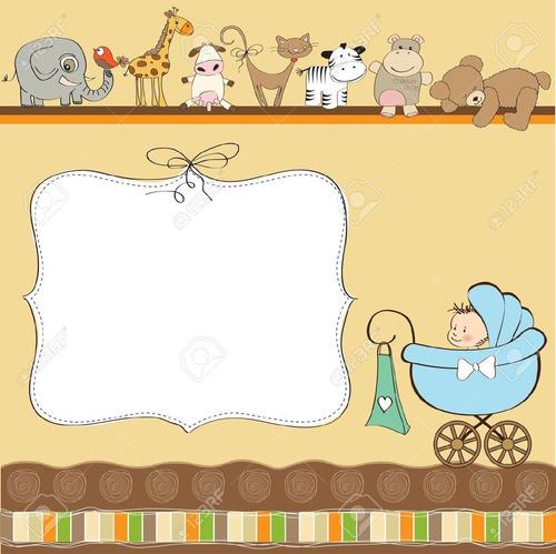 elaboración de tarjetas de invitación (en digital)