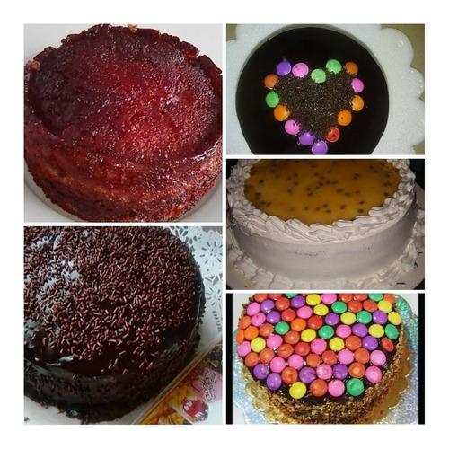 elaboración de tortas por encargo