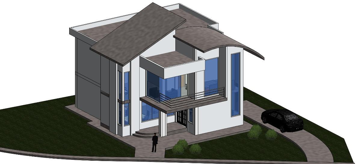 Elaboracion Planos De Arquitectura Autocad Revit 3dmax Casas - Bs ...