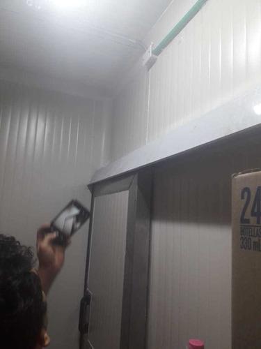 elaboracion reparacion de cuartos fríos, compresores,