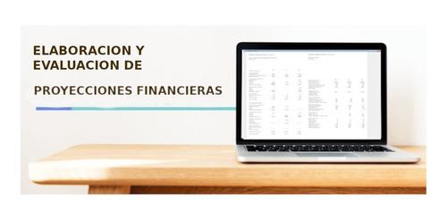 elaboración y evaluación de estados financieros proyectados