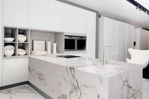 elaboramos topes de cocina en granito natural y mármol