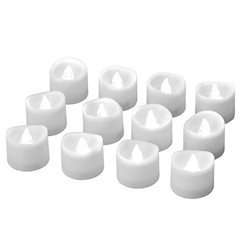 Elander Led Tea Lights Flameless Candle
