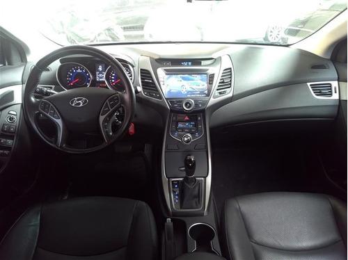 elantra 2.0 gls  2016 automático
