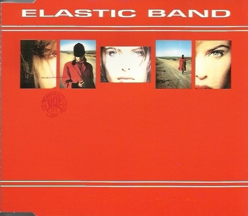 elastic band everybody's talkin' cdsingle italiano impecable