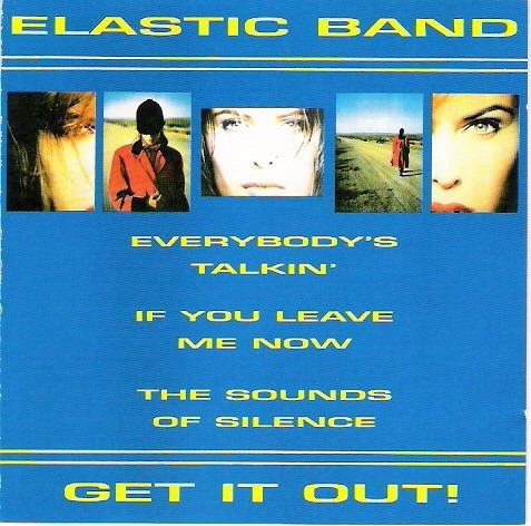 elastic band - get it out cd musica italo dance importado