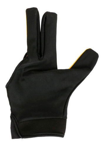 elástica guante de billar para mano derecha / guante de