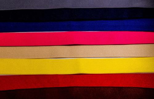 elastico colores 3cm merceria confección fabriquita