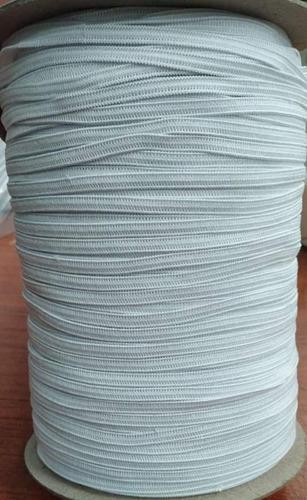 elástico de 3 ligas blanco
