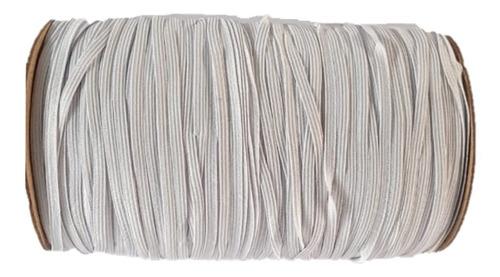 elastico de 5 mm rollo x500 metros para barbijos