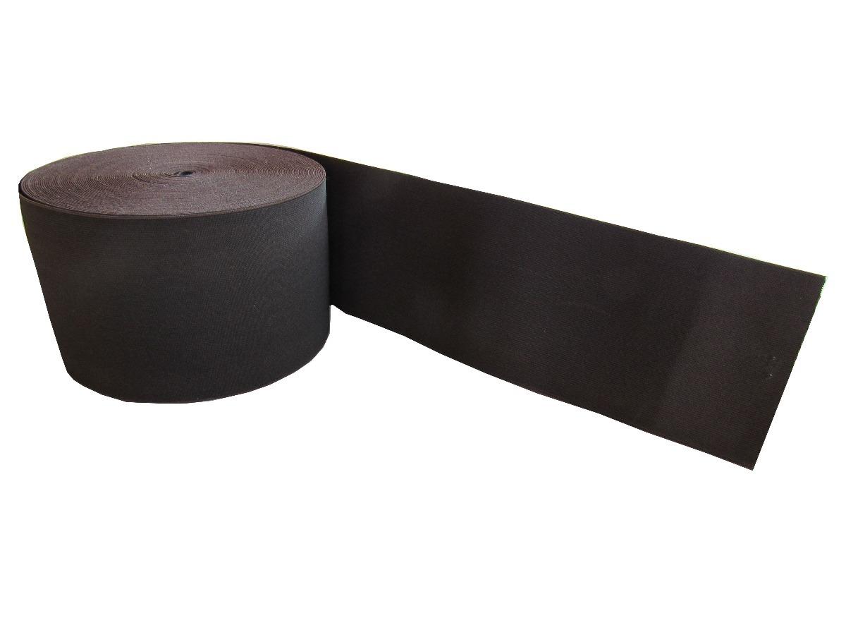 98351db5b Elástico Para Confecção Roupa Calçados Fantasias Marrom 6cm - R$ 63 ...