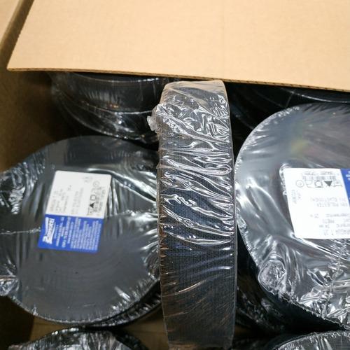 elastico plano 34 mm negro zanotti jaragua 35 x 25 metros