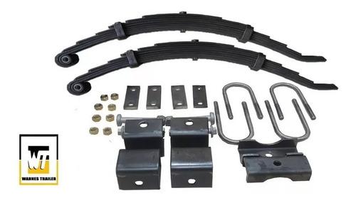 elasticos para trailer 1500 kg movimiento kit 6 envio gratis