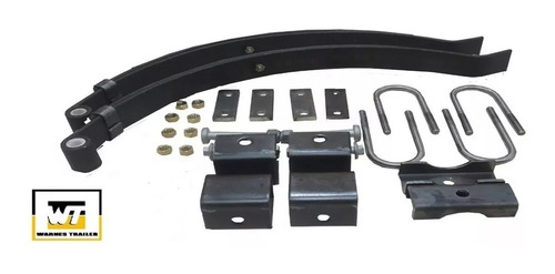 elasticos para trailer 450 kg kit 1  envio gratis