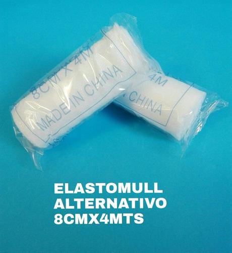 elastomull alternativo 8cm x 4 mts