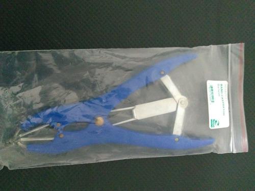 elastrador para ligas de castrar marca sharpvet