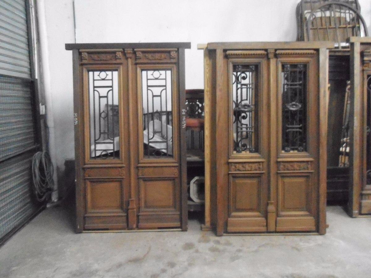 elcarreton puertas antiguas de estilo hojas tallas rejas