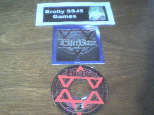 elder blaze original computador pc game