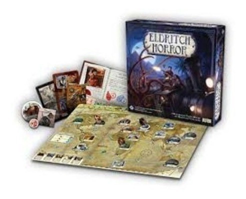eldritch horror board game português lacrado galapagos c/ nf