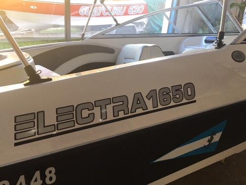 electra 1650 con motor mercury 90 hp optimax