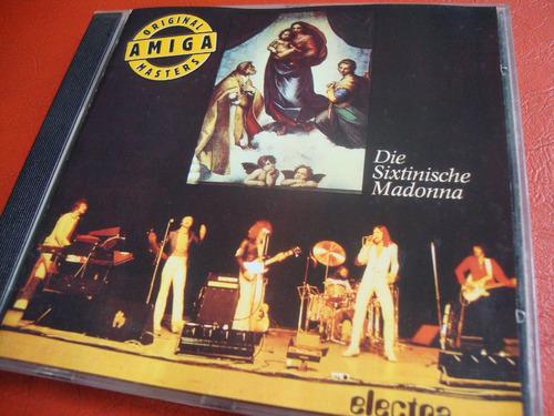 electra - die sixtinische madonna