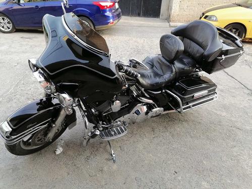 electra glide 1450 cc