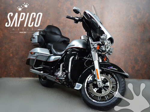 electra glide ultra limited  2015