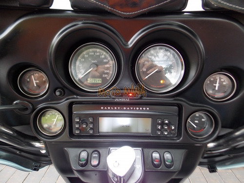 electra ultra glide classic 2008 preta