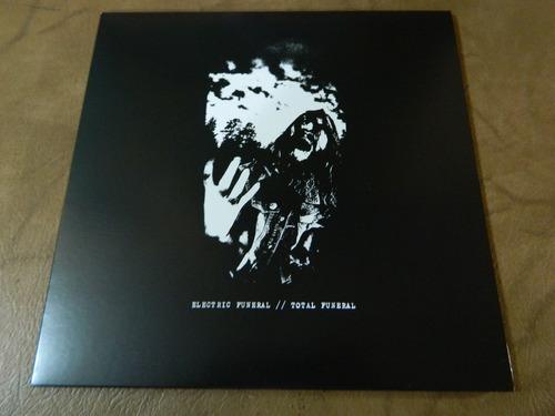 electric funeral - total funeral lp vinyl