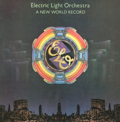 electric light orchestra / a new world record / cd