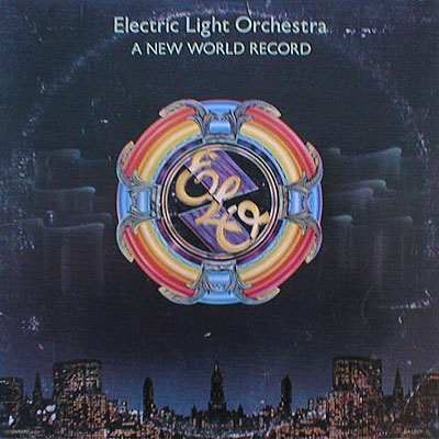 electric light orchestra a new world record(ex)(us)lp imp***