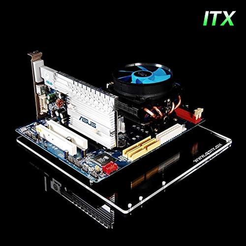 electric magic itx ordenador open air case