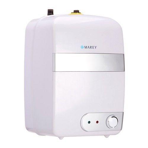 electric marey mini tank calentador de agua 2.5 a 110v.