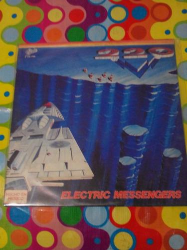 electric messenger lp 220 volt 1983 con incer
