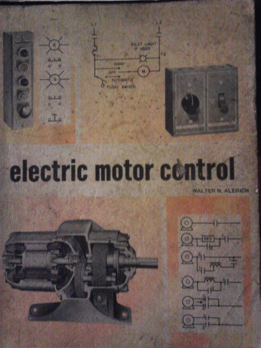 Electric Motor Control Control De Motores Electricos