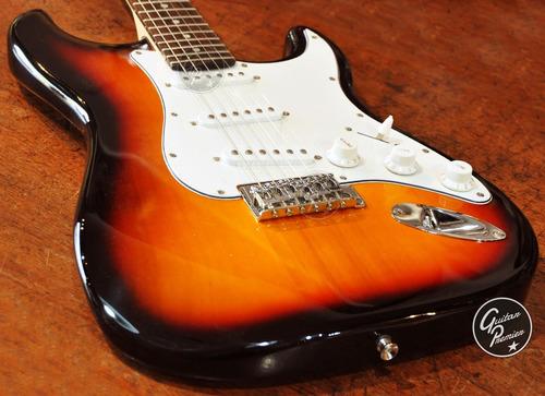 electrica +accesorios guitarra