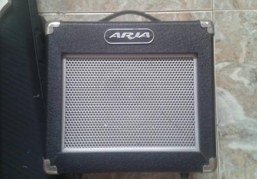 electrica aria guitarra