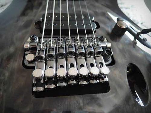 electrica cuerdas guitarra