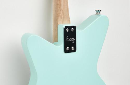 eléctrica cuerdas guitarra