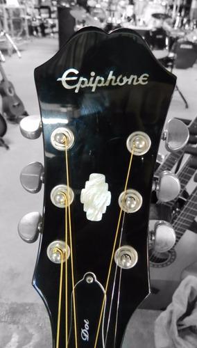 eléctrica epiphone guitarra