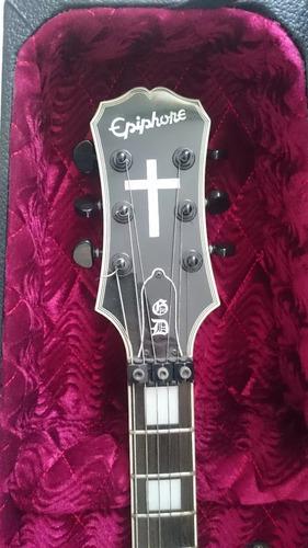 electrica epiphone guitarra