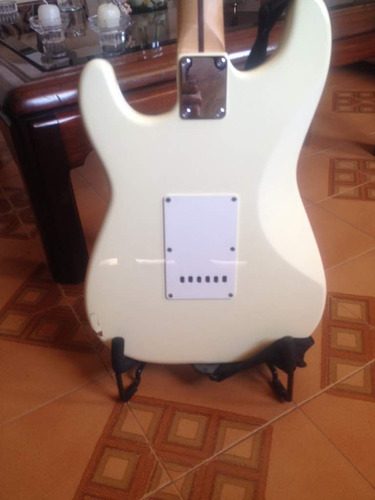 eléctrica fender guitarra