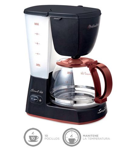 electrica filtro cafetera