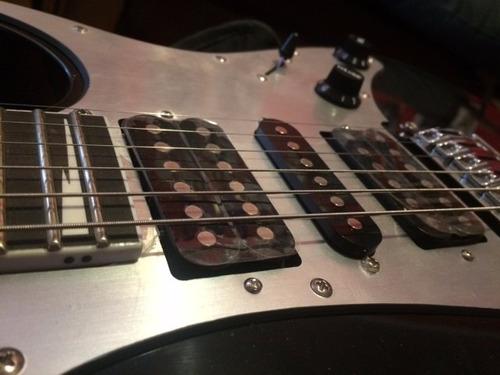 eléctrica ibanez guitarra