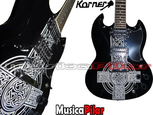 electrica musica guitarra