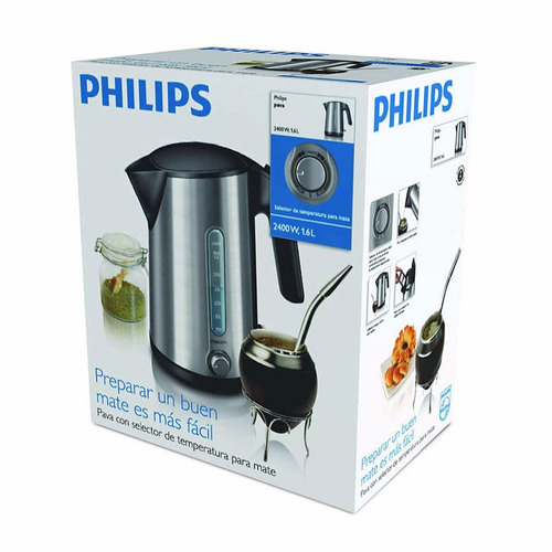electrica philips jarra