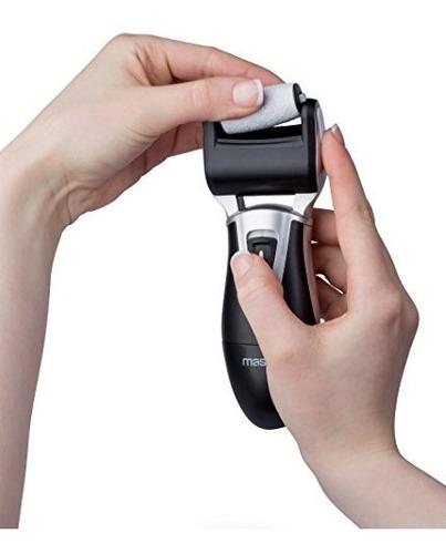 eléctrica removedor de callos - quitar fácilmente la piel