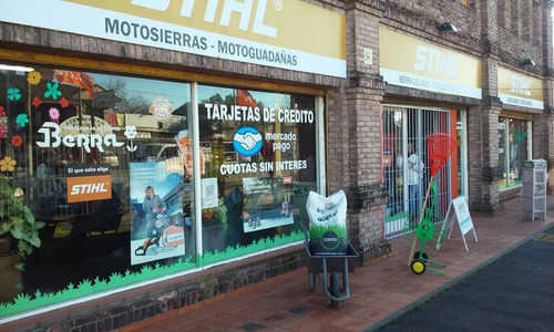 electrica stihl para motosierras
