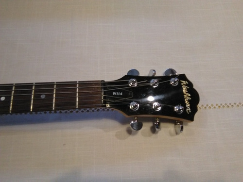 electrica washburn guitarra